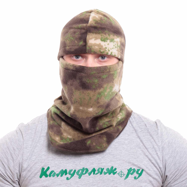 Купить Балаклава Keotica флисовая A-Tacs FG