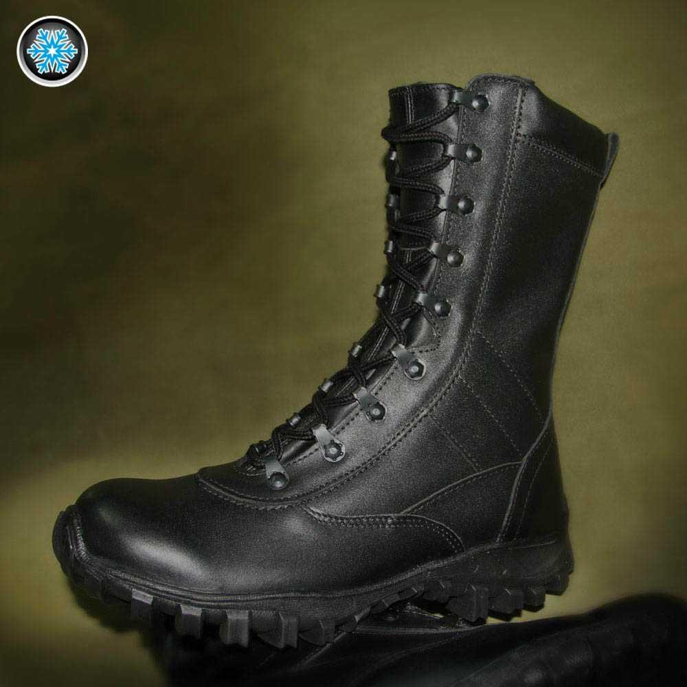 Купить Ботинки Гарсинг Black Wolf м. 2110 Polartec черный, Garsing