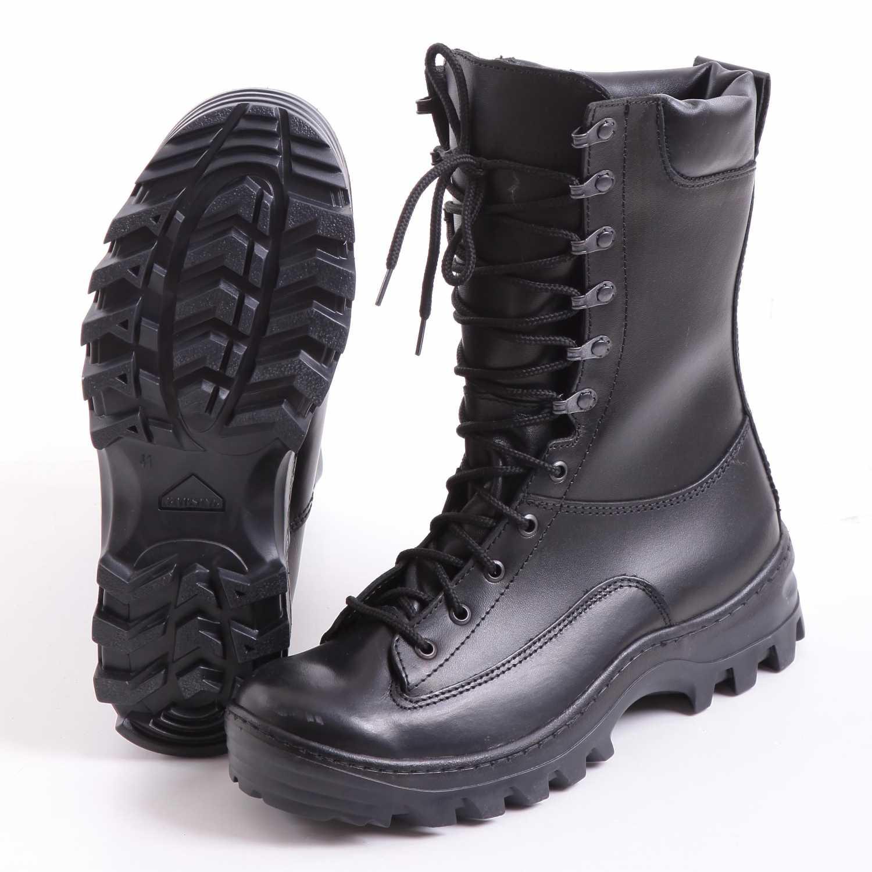Купить Ботинки Garsing Storm Ultra м. 01560 шерст. мех черные