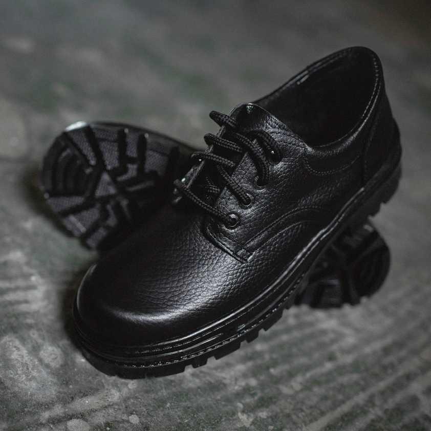 Купить Полуботинки мужские Гарсинг 703 Traction, цвет - черный, Garsing