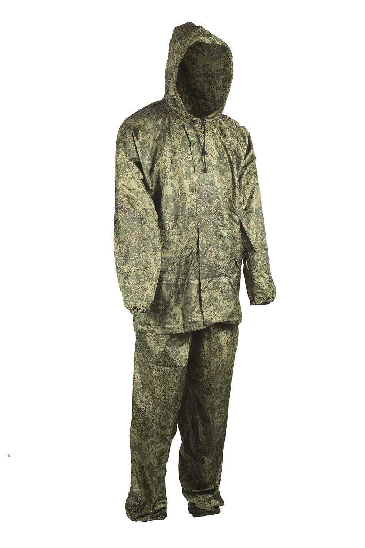 Купить Костюм Склон-2 Huntsman, влагозащитный, таффета рип-стоп, цвет –, камуфляж Пиксель