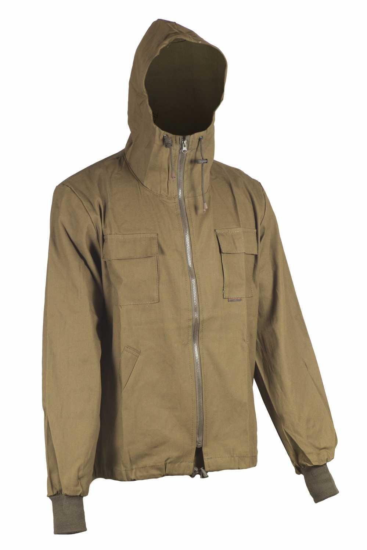 Купить Куртка-штормовка Тайга Huntsman, Cotton 100% х/б, цвет – Хаки