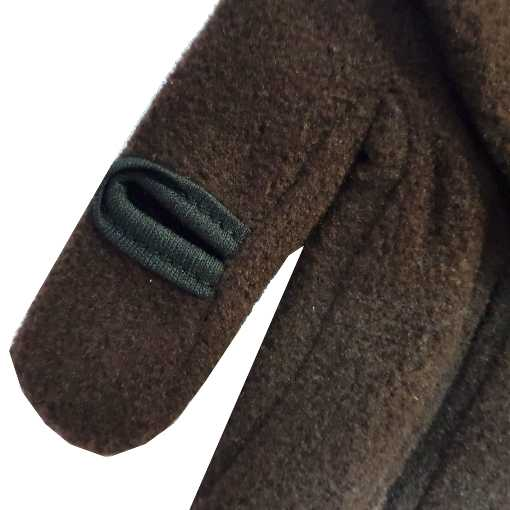 Купить Перчатки NordKapp fleece JAHTI brown 848B