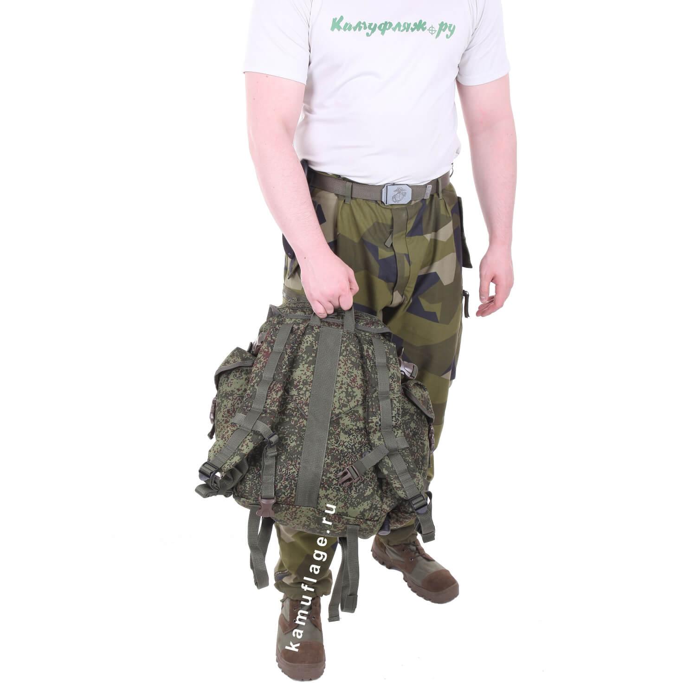 Ранец патрульный УМБТС 6ш112 25 литров Polyamide 500 Den ЕМР, Тактические рюкзаки - арт. 1025870264