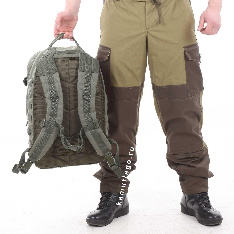 Рюкзак KE Tactical Assault 40л Polyamide 500 Den олива, Тактические рюкзаки - арт. 1025020264
