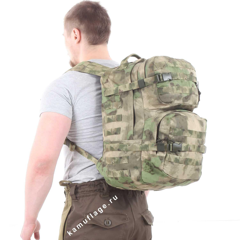 Рюкзак KE Tactical Assault 40л Nylon 900 Den A-Tacs FG со стропами A-Tacs FG, Прочее - арт. 1026760199