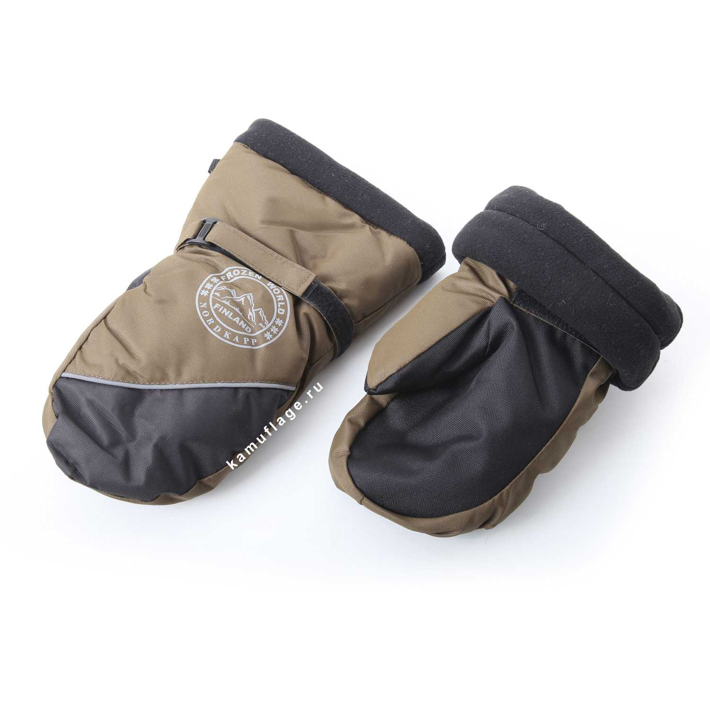 Купить Рукавицы NordKapp Frozen World Glove м. 556 олива