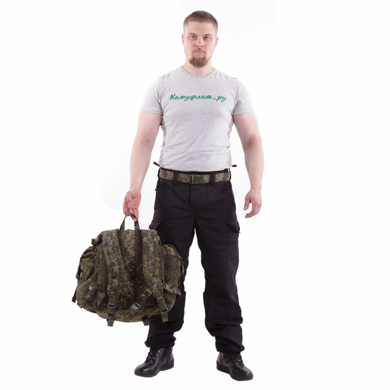 Ранец патрульный УМБТС 6ш112 25 литров Polyamide 500 Den ЕМР со стропами ЕМР, Прочее - арт. 1026700199