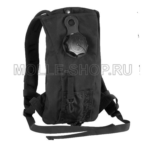 Рюкзак Kiwidition для гидратора Puna черный, Рюкзаки с питьевой системой (гидраторы) - арт. 1033490284