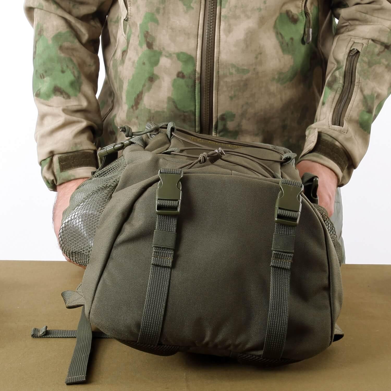 Рюкзак KE Tactical 1-Day Mission 25л Nylon 900 Den ЕМР, Тактические рюкзаки - арт. 1026190264