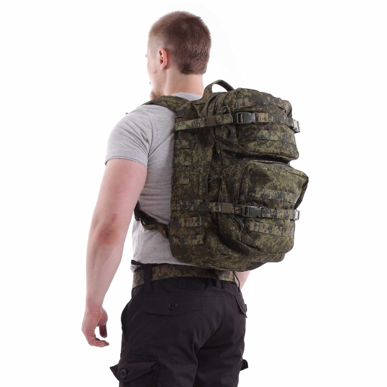 Рюкзак KE Tactical Assault 40л Polyamide 500 den ЕМР со стропами ЕМР, Прочее - арт. 1025010199