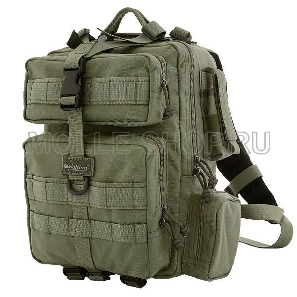 Рюкзак Kiwidition Tonga II 13 л 1000 den multicam, Тактические рюкзаки - арт. 1033430264