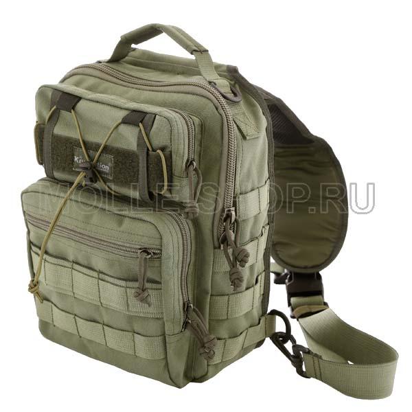 Рюкзак однолямочный Kiwidition Matangi 6,5 л 1000 den multicam, Тактические рюкзаки - арт. 1012040264
