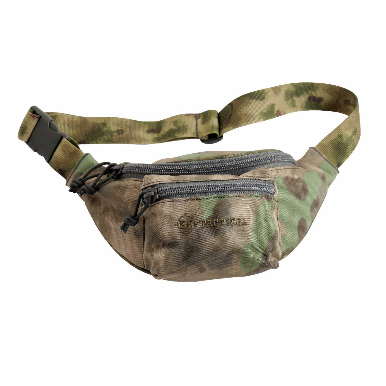 Купить Сумка KE Tactical Sturm на пояс A-Tacs FG