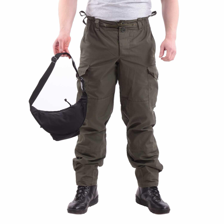 Купить Сумка на пояс KE Tactical Sturm 1, 5 литра Polyamide 500 Den черная