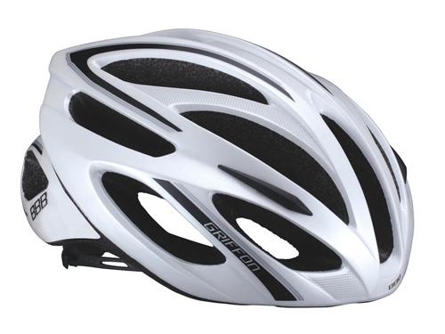 Летний шлем BBB Griffon white (BHE-25)