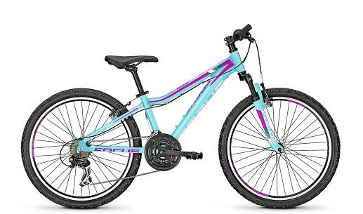 Велосипед FOCUS RAVEN ROOKIE 24 DONNA 2016 AQUABLUE