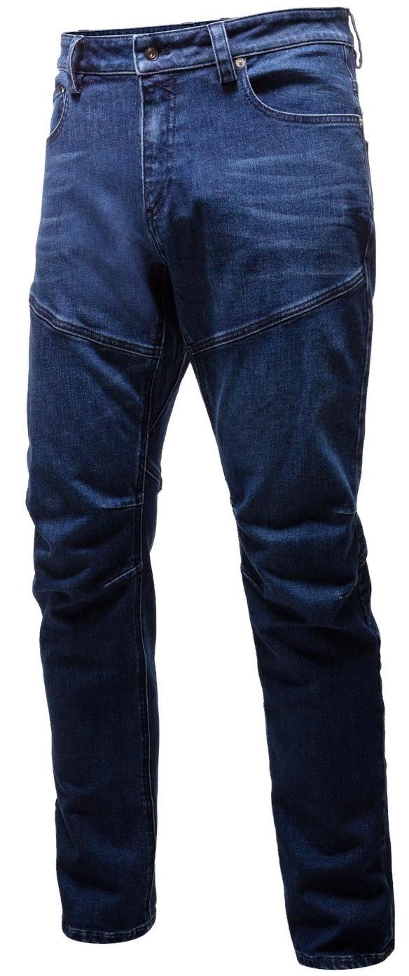 Брюки для активного отдыха Salewa 2018 AGNER DENIM CO M PNT jeans blue, Одежда для зимних видов спорта - арт. 1043020410