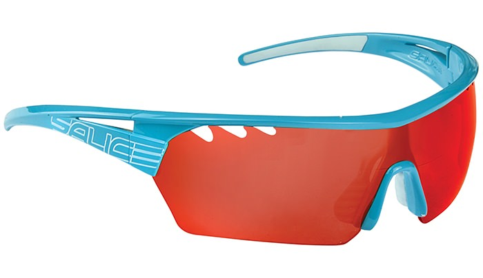 Очки солнцезащитные Salice 006RW TURQUOISE/RW RED, Очки солнцезащитные - арт. 1020720413
