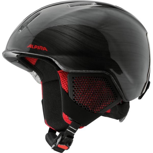 Зимний Шлем Alpina CARAT LX black-lumberjack, Горнолыжные и сноубордические шлемы - арт. 925870428