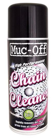Очиститель цепи MUC-OFF Bio Chain Cleaner 400ml