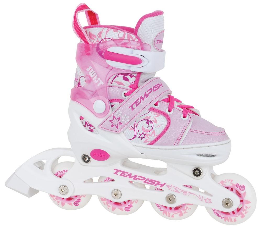 Роликовые коньки TEMPISH SWIST pink, Роликовые коньки - арт. 676170430