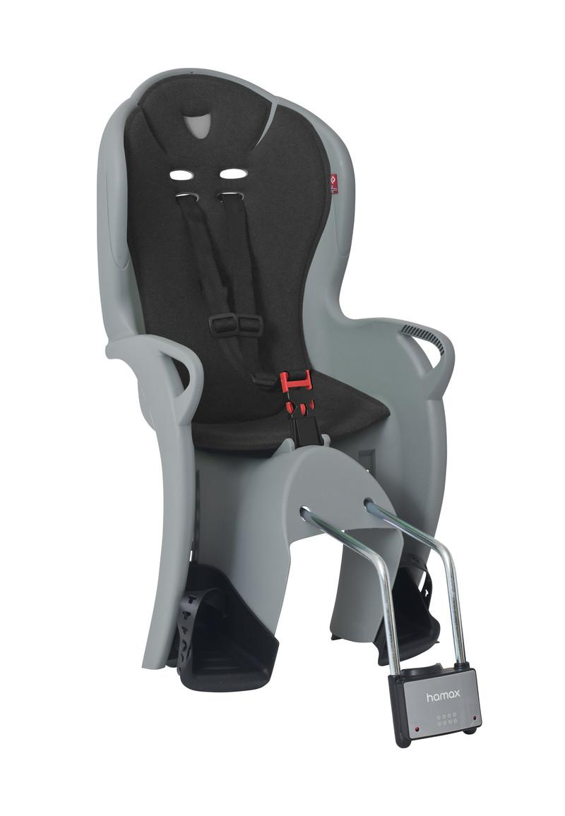 Детское кресло HAMAX KISS серый, Велокресла - арт. 578190364