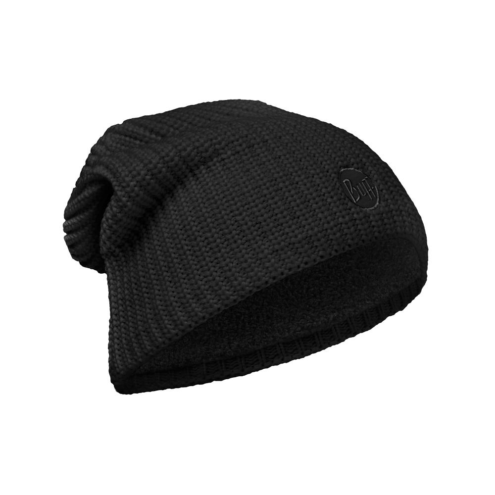 Купить Шапка BUFF KNITTED HATS BUFF DRIP BLACK/OD, Buff Original