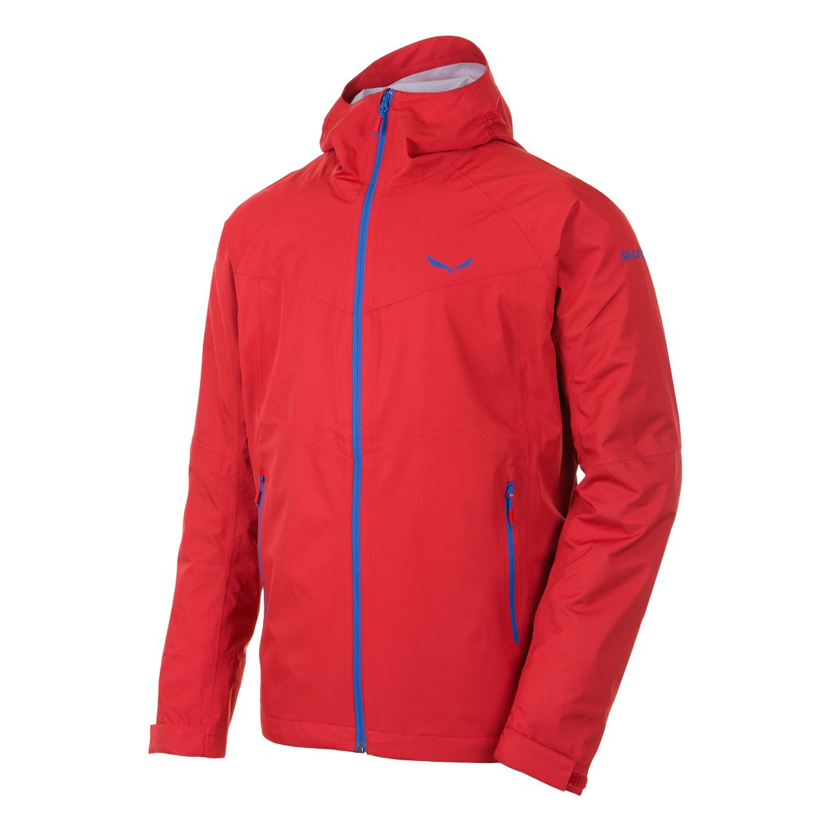 Куртка для активного отдыха Salewa 2016 PUEZ (AQUA 3) PTX M JKT bergrot/8310