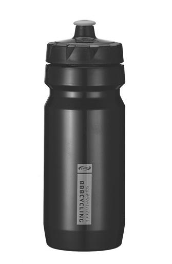 Фляга вело BBB bottle 550ml. CompTank black/silver (BWB-01_black/silver)