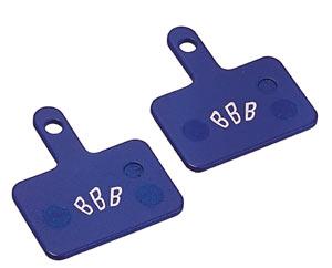 Тормозные колодки BBB DiscStop comp.w/Shimano Deore M575, M525, M486, M485 hydraulic, Tektro Draco, Auriga COMP, Giant MPH Root (BBS-53)