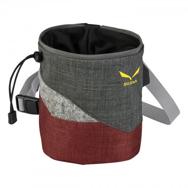 Мешок для магнезии Salewa Chalk CHALKBAG HORST BRICK, Альпинистское снаряжение - арт. 688330417