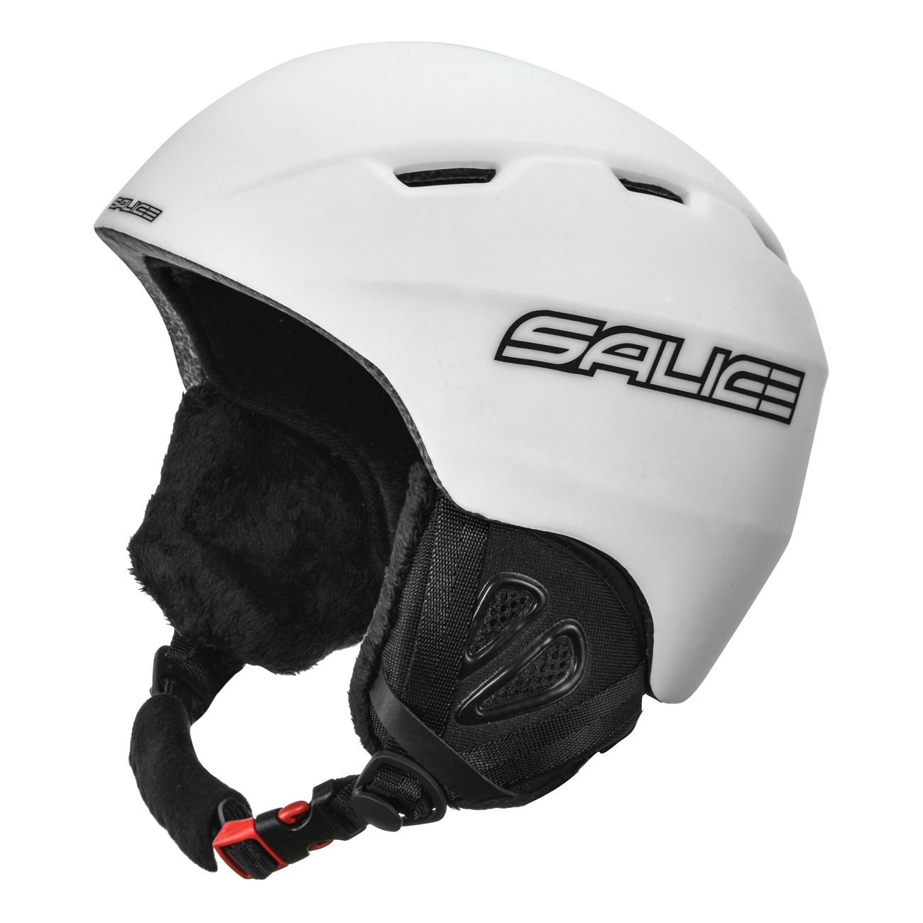 Зимний Шлем Salice 2016-17 LOOP BLACK