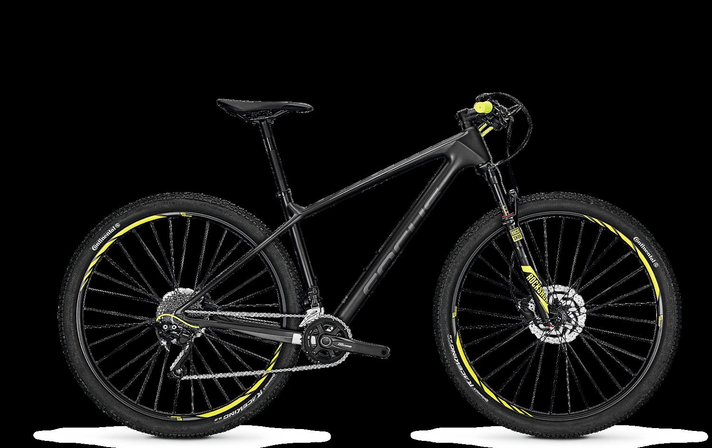 Велосипед FOCUS RAVEN ELITE 20G 2018 carbonm (см:46) - артикул: 995460390
