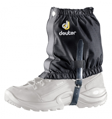 Гетры Deuter 2015 Accessories Boulder Gaiter Short black, Гетры, гамаши - арт. 598170352