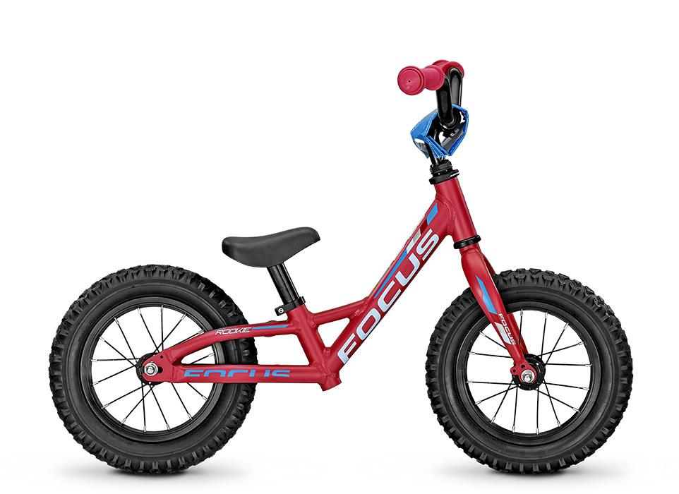Велосипед FOCUS RAVEN ROOKIE 12R DNA 2015 /розовый