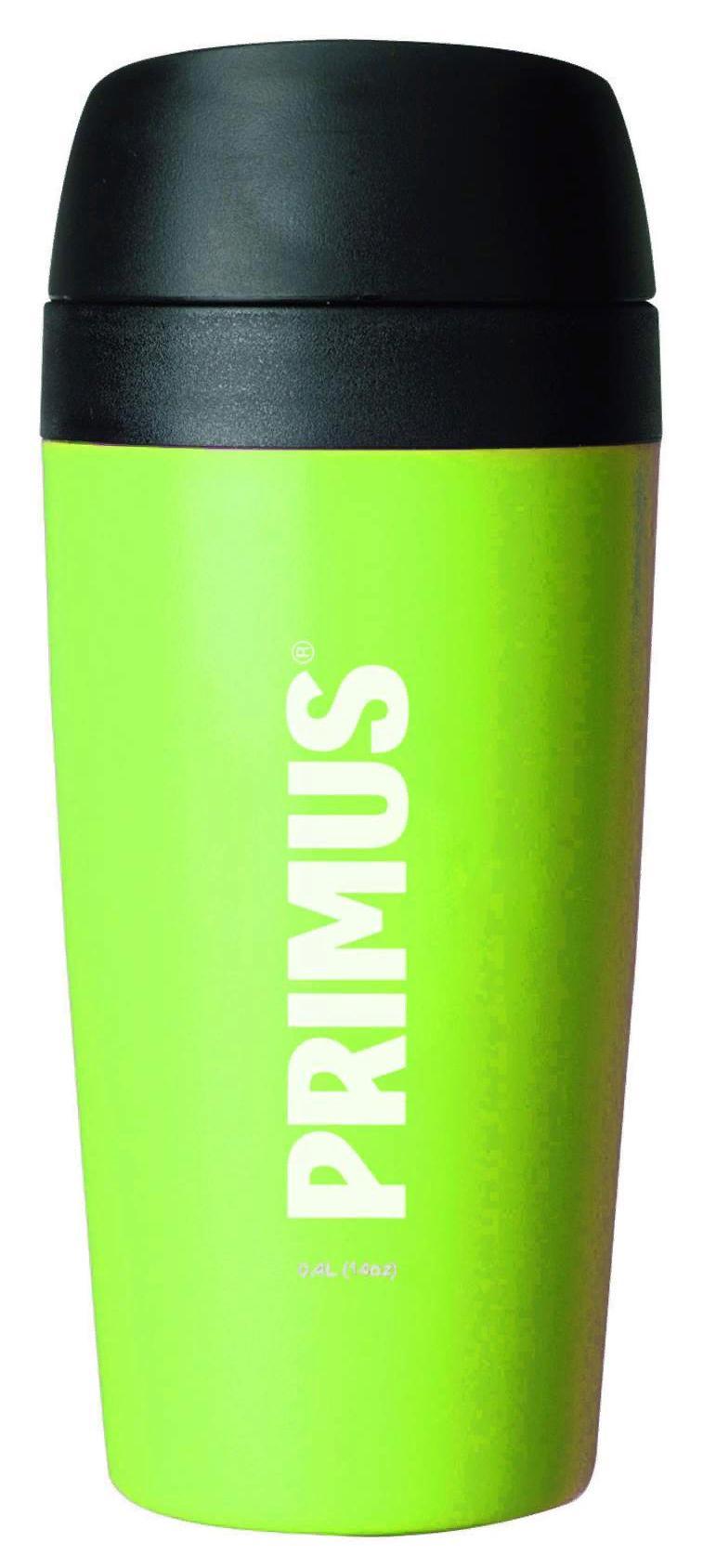 Термокружка Primus Commuter mug 0.4 Leaf Green, Посуда - арт. 1040650196