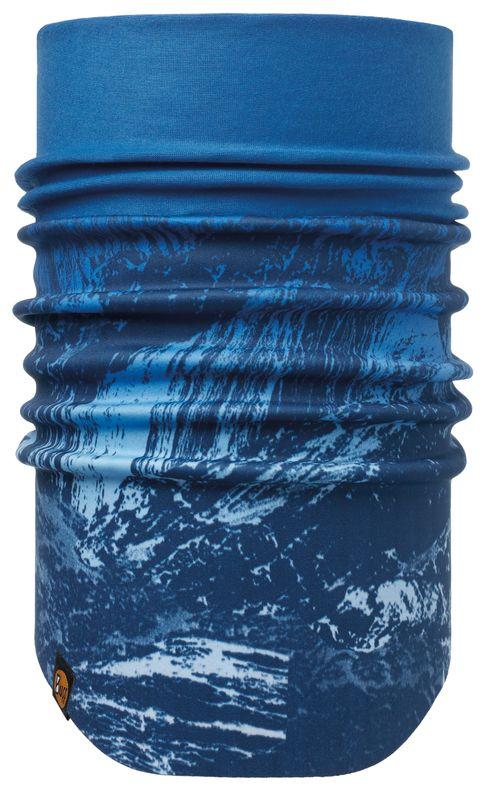 Шарф BUFF 2016-17 WINDPROOF NECKWARMER BUFF® MOUNTAIN BITS BLUE-BLUE-Standard