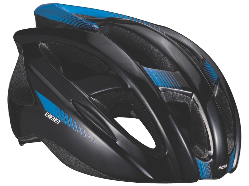 Летний шлем BBB 2015 helmet Hawk black blue (BHE-27)