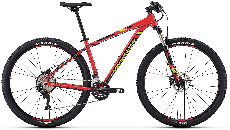 Велосипед ROCKY MOUNTAIN FUSION 40 C1 2018, Велосипеды - арт. 1032040390