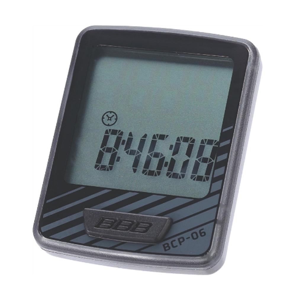 Компьютер BBB DashBoard 7 functions проводной черный/серый (BCP-06), Велокомпьютеры и комплектующие - арт. 819870363