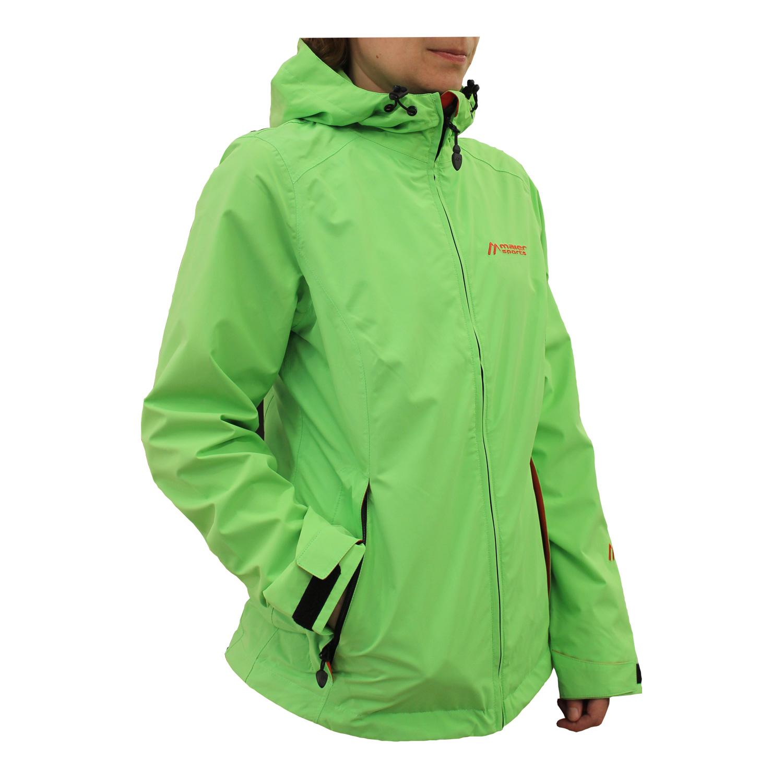 Куртка для активного отдыха MAIER 2016 SMU 520500 summer green