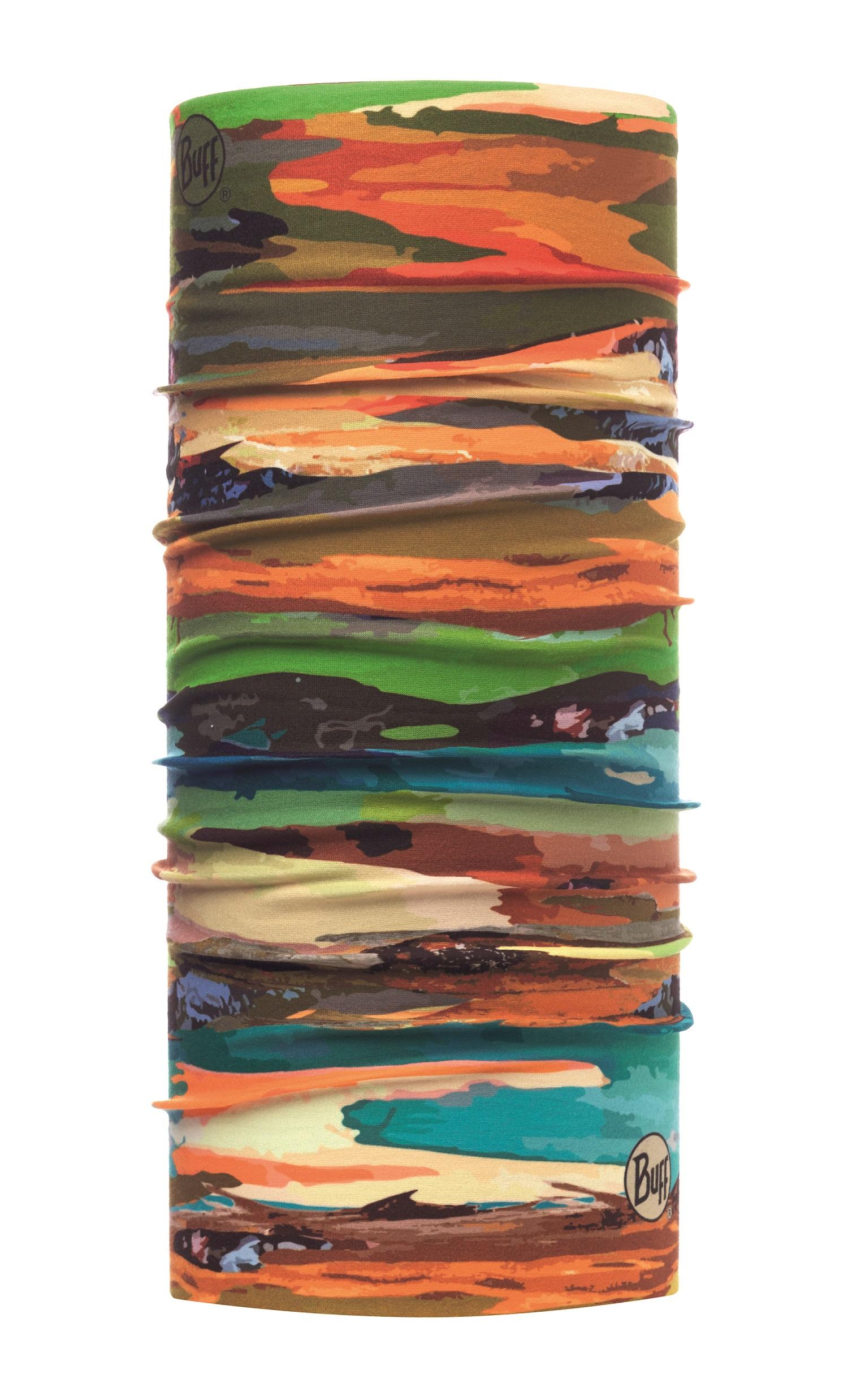 Бандана BUFF UV INSECT SHIELD PROTECTION EUCALYPTUS MULTI, Средства от насекомых - арт. 994340301
