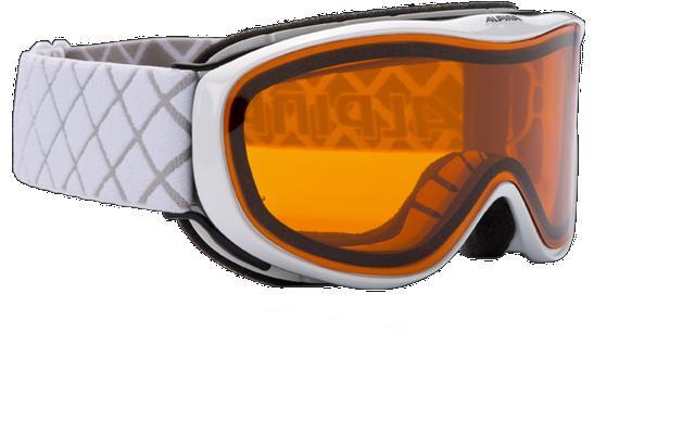 Очки горнолыжные Alpina Challenge S 2.0 DH white_DH S2, Горнолыжные очки и маски - арт. 749750418