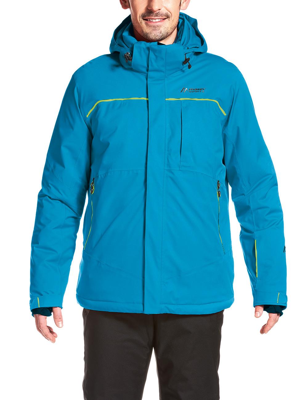 Куртка горнолыжная MAIER 2017-18 Visp M methyl blue (EUR:48)