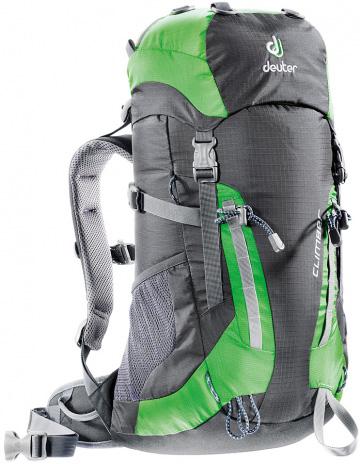 Рюкзак Deuter 2015 Family Climber anthracite-spring, Детские рюкзаки - арт. 603150289