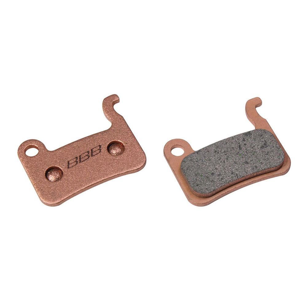Тормозные колодки BBB DiscStop comp.w/Shimano XTR M975, M966,M965, XTM775, M765, SLX M665, LX M585, Deore M535, Saint M800 and Hone M601sintered (BBS-54S)