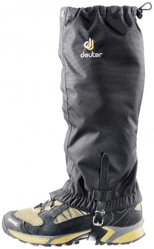 Гетры Deuter 2016-17 Boulder Gaiter Long black, Гетры, гамаши - арт. 713490352