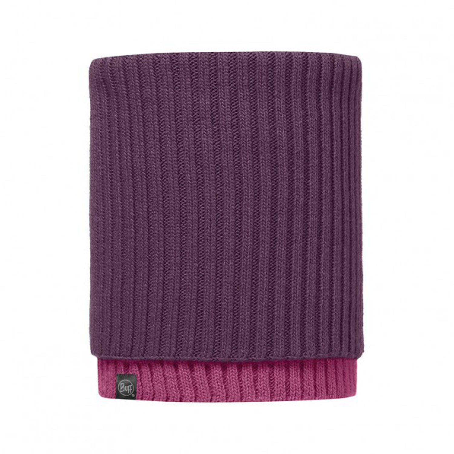 Шарф BUFF KNITTED NECKWARMER SNUD BLACKBERRY (US:one size)