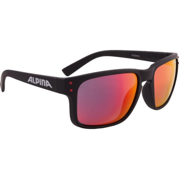 Очки солнцезащитные Alpina 2018 KOSMIC PROMO black matt, Очки солнцезащитные - арт. 1018140413